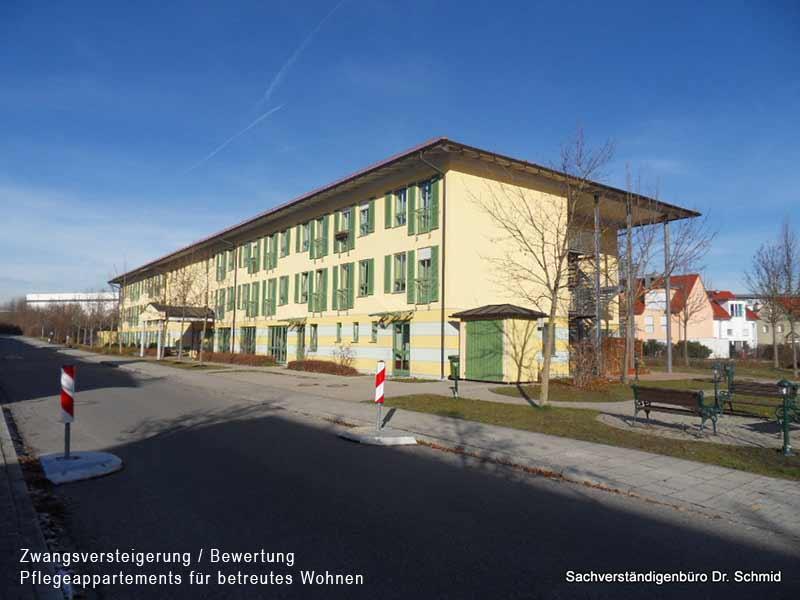 Referenz Immobilienbewertung München Süd