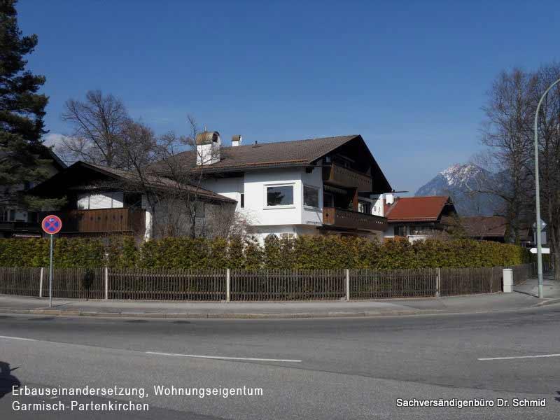 Referenz Immobilienbewertung Garmisch-Partenkirchen