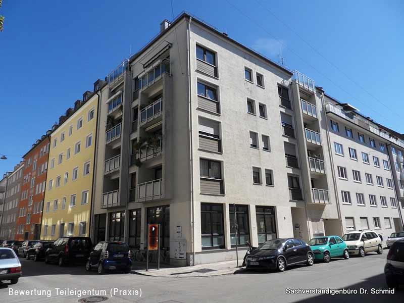 Referenz Immobilienbewertung München Ost