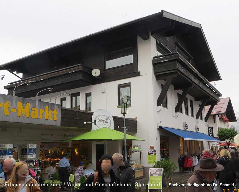 Referenz Immobilienbewertung Oberstdorf