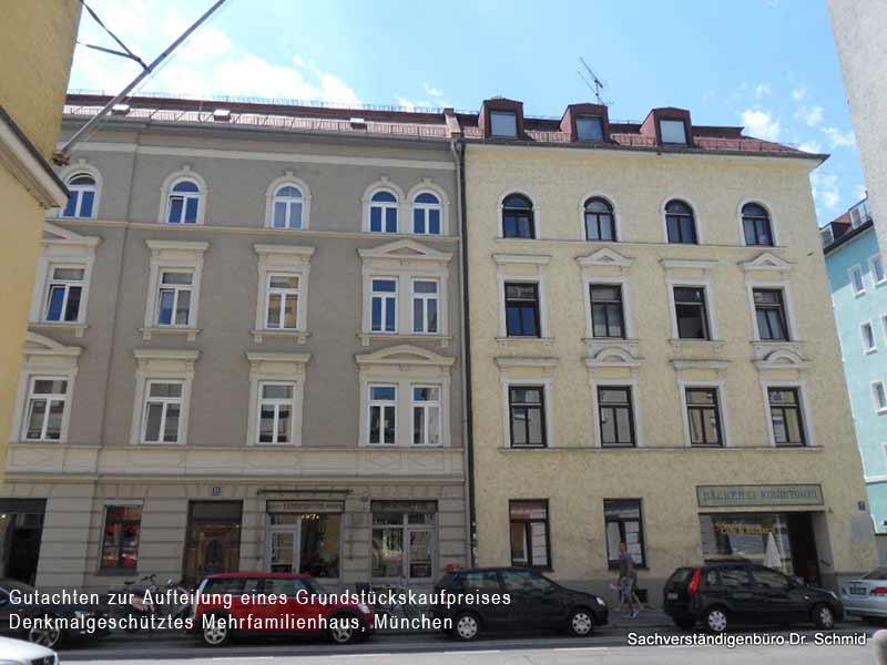 Referenz Immobilienbewertung München West